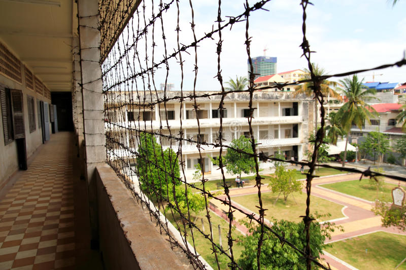 Download Prison At Tuol Sleng Genocide Museum Editorial Image - Image of national, field: 21503635