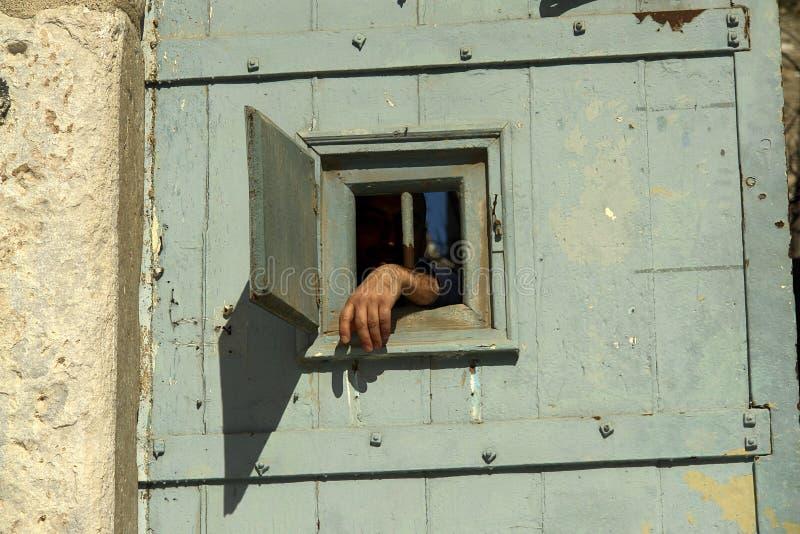 Prisoner stock images