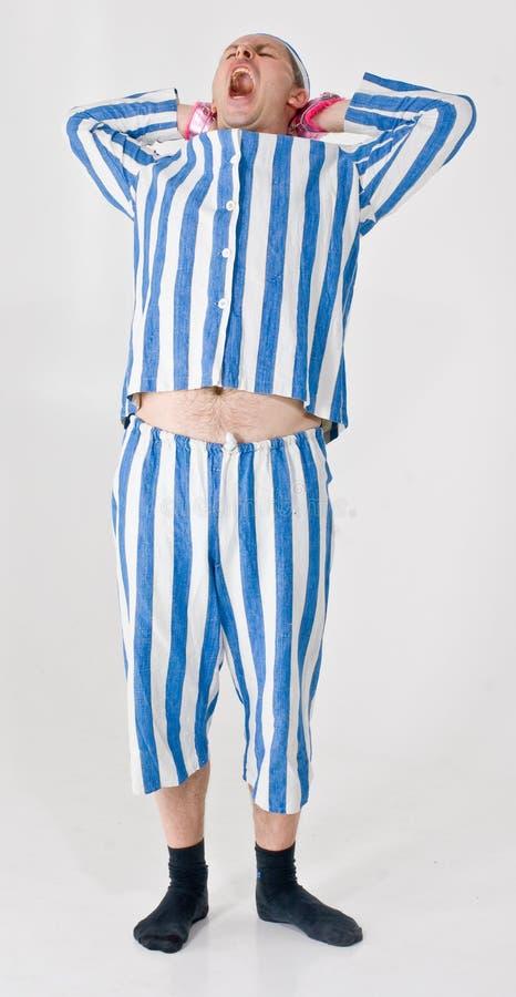 Prisoner or criminal costume