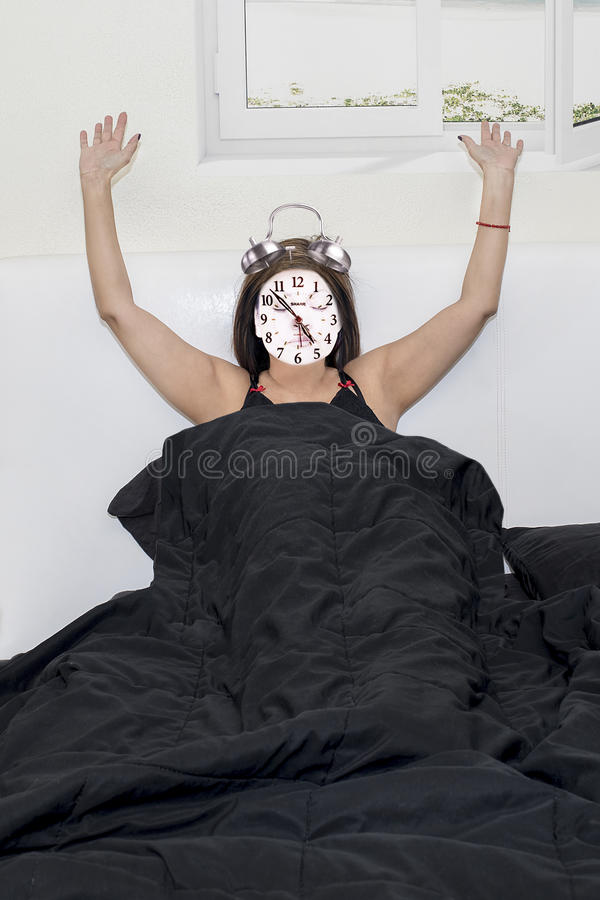 Prisoner of a Daily, Early Rising Routine royalty free stock photos