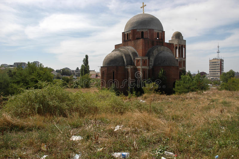 Pristina, il Kosovo fotografie stock