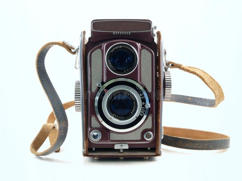 pristine tappning för kamera royaltyfria bilder