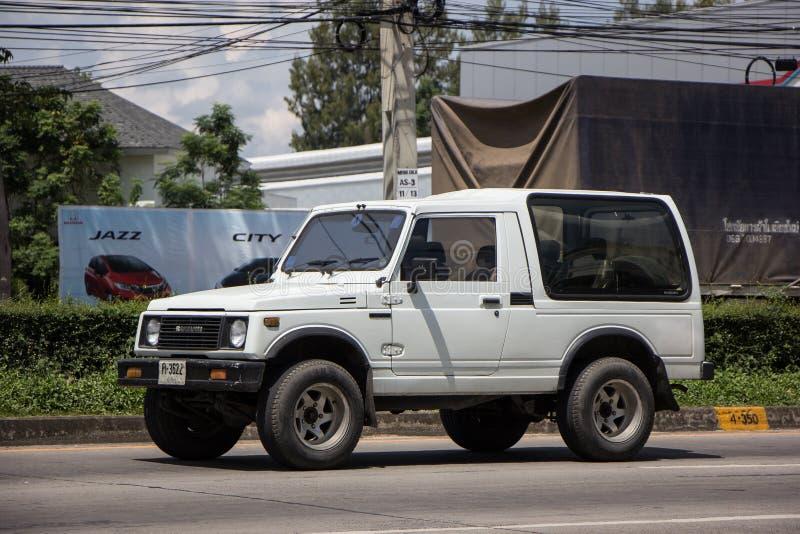 Privé auto, Suzuki Caribian stock foto's