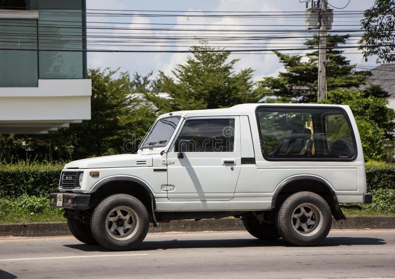 Privé auto, Suzuki Caribian royalty-vrije stock foto