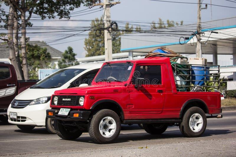 Privé auto, Suzuki Caribian stock afbeeldingen
