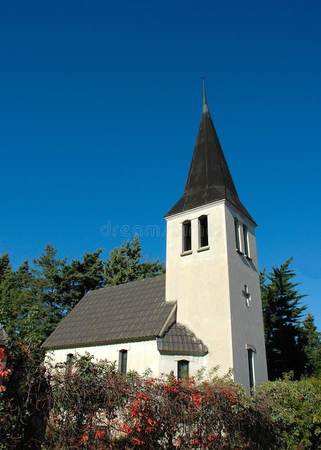 Privé Kapel in Italië royalty-vrije stock foto's