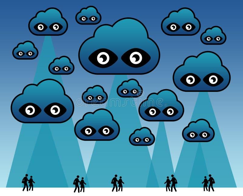Privacidad libre illustration