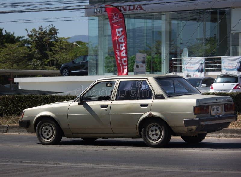 Download Privat Gammal Bil, Toyota Corolla Redaktionell Foto - Bild av stads, medel: 106825250