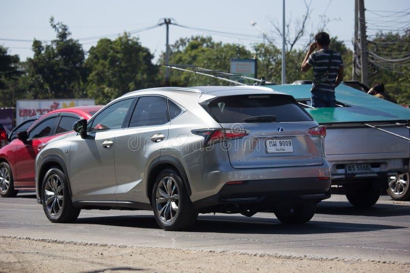 Download Privat Suv bil Lexus NX300 redaktionell arkivfoto. Bild av transporter - 106825313