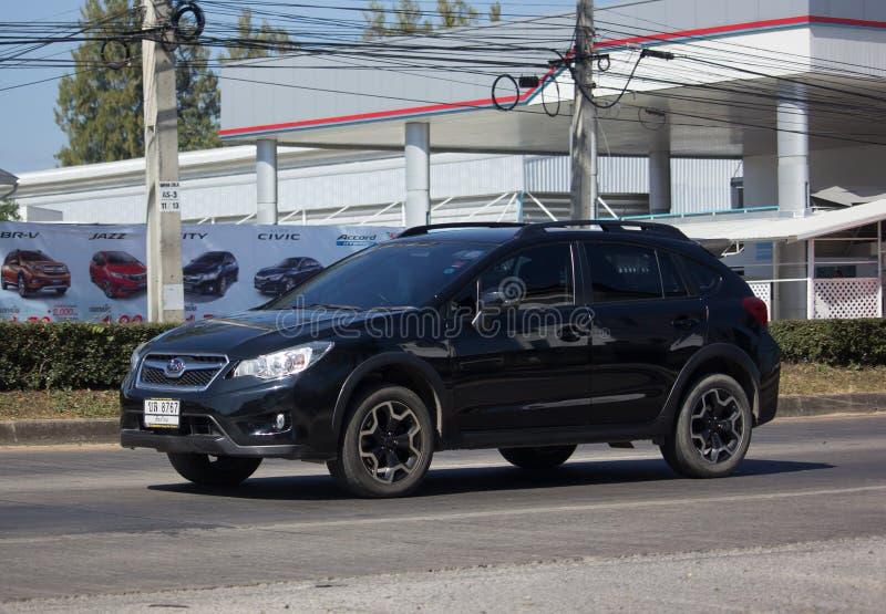 Download Privat Suv Bil, Subaru Crosstrek Redaktionell Bild - Bild av trans, thailand: 106825261
