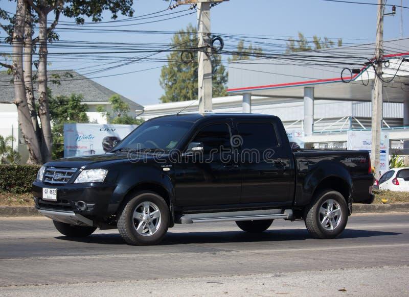 Download Privat Tata Xenon Pickup Lastbil Redaktionell Bild - Bild av godor, bärare: 106825231