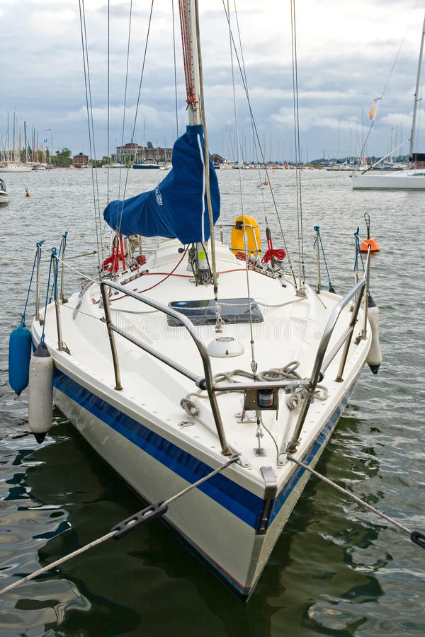 Download Private boat stock image. Image of resort, engine, finland - 13541341