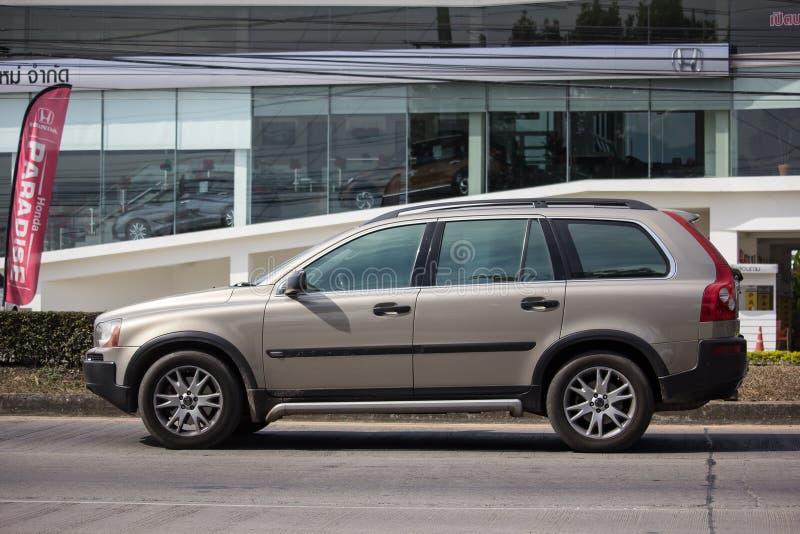 Private car, Volvo XC90 stock photos