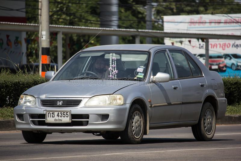 Private city Car Honda City royalty free stock photography