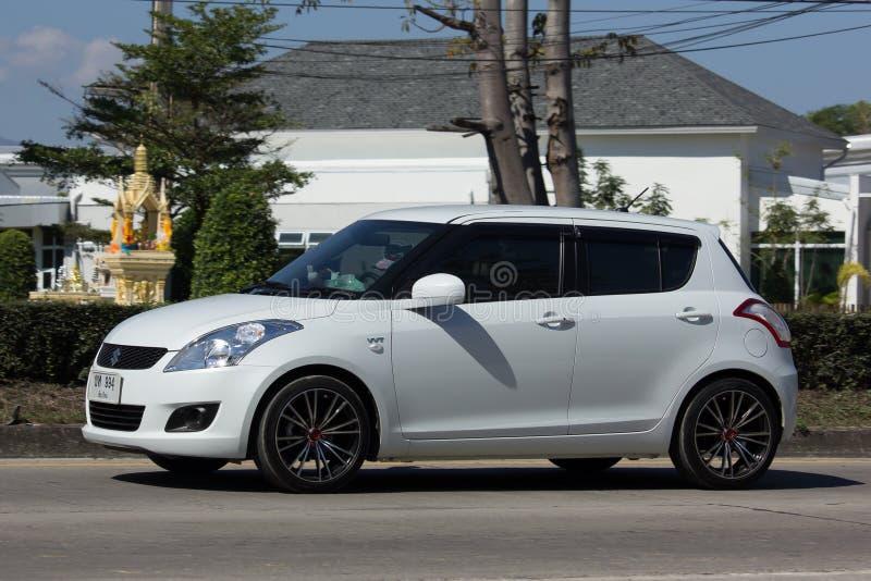 Private Eco City Car Suzuki Swift. Editorial Stock Photo ...
