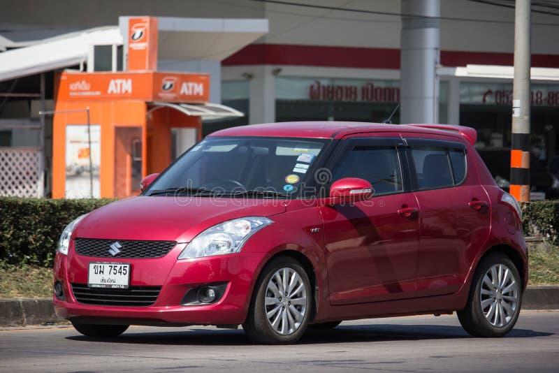 Private Eco City Car Suzuki Swift Editorial Stock Image ...