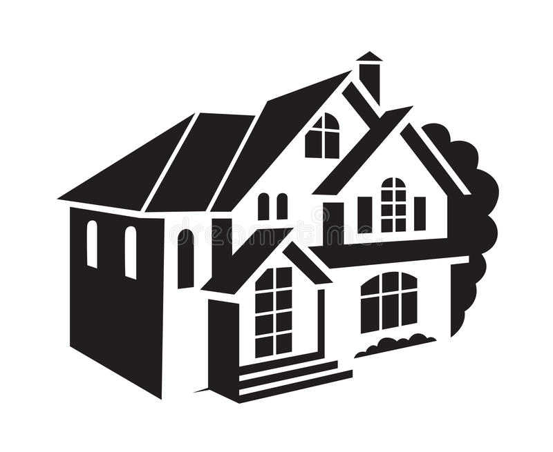 Private House Stock Photography
