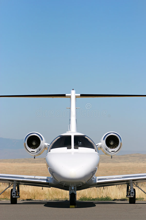 Private Jet royalty free stock images