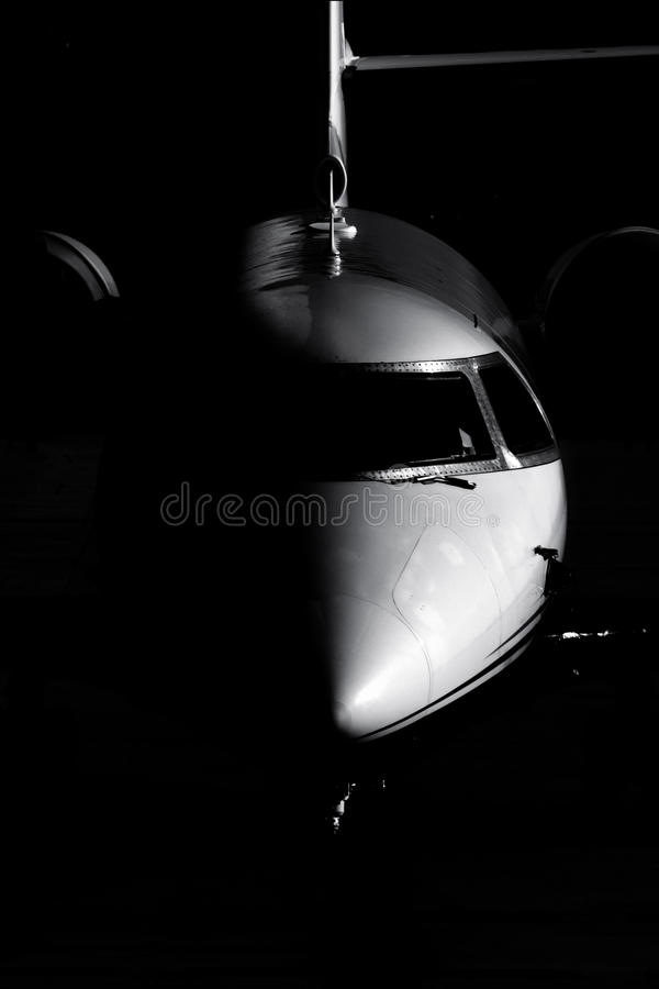Download Private Jet stock image. Image of flight, bizjet, private - 18644155