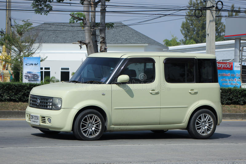 Private Nissan Cube Editorial Image Image Of Transporter