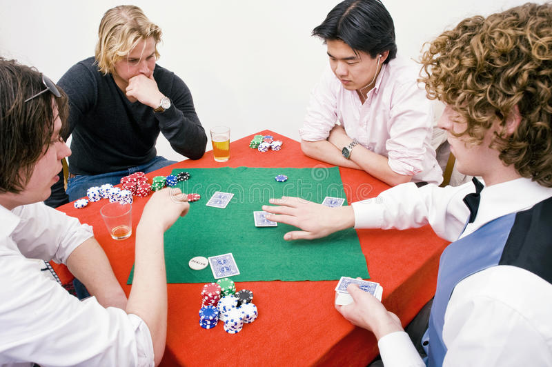 Download Private poker game stock photo. Image of deceitful, asian - 13191064