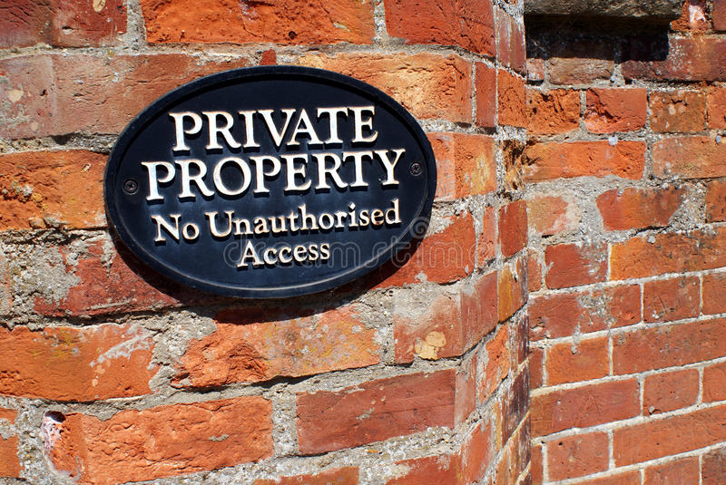 Download Private property stock photo. Image of brick, walsham - 25069282