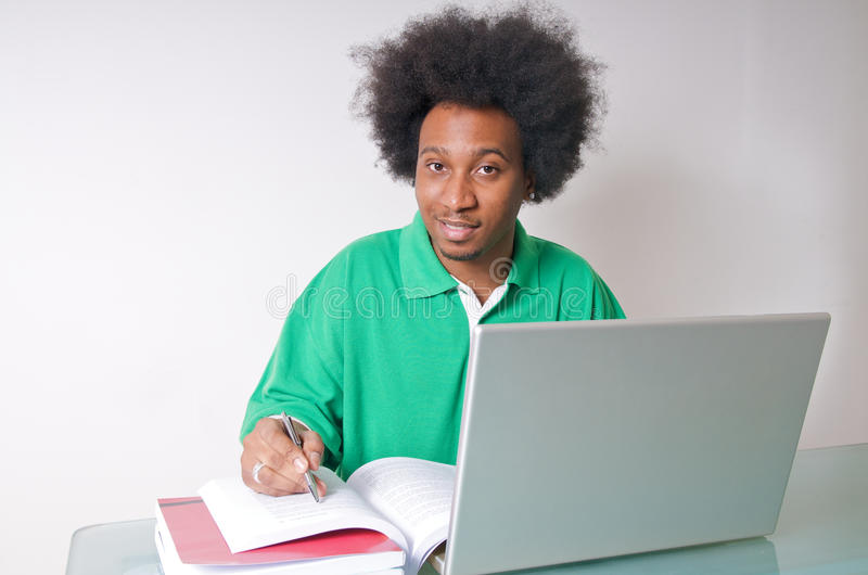 Download Private Tutoring stock image. Image of learning, minority - 13110317