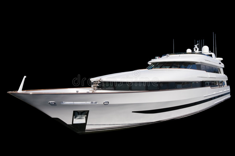 Private Yacht stock images