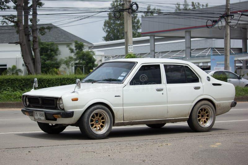Download Privates Altes Auto, Toyota Corolla Redaktionelles Stockfoto - Bild von fahrzeug, stadt: 96934693