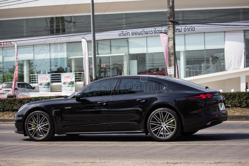 Privatsuperauto, Porsche stockfotografie