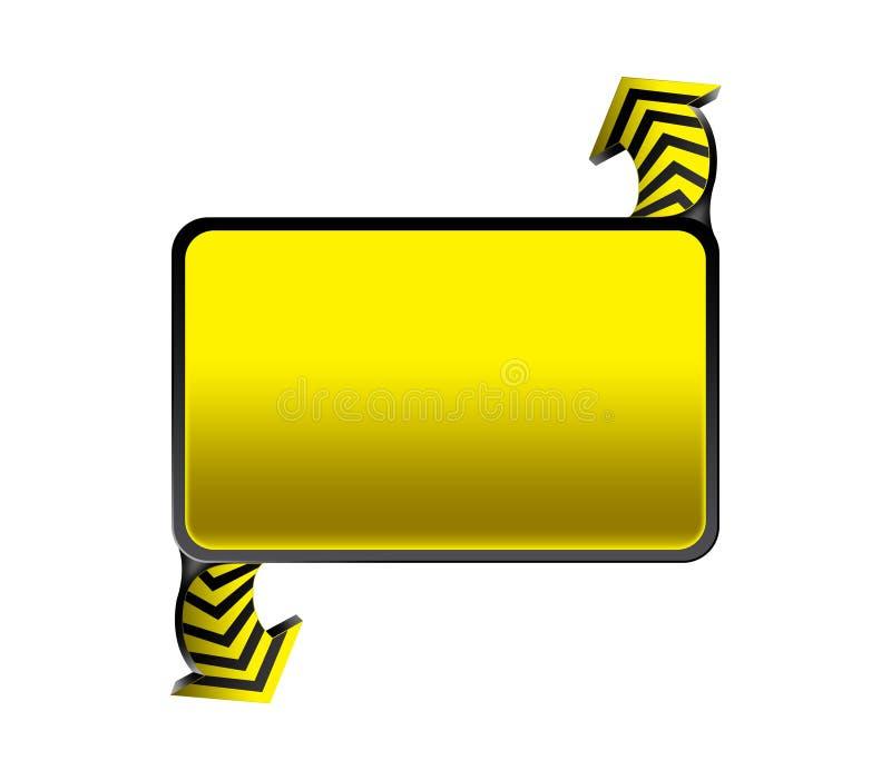 Prix à payer ou illustration d'autocollant de remise illustration stock