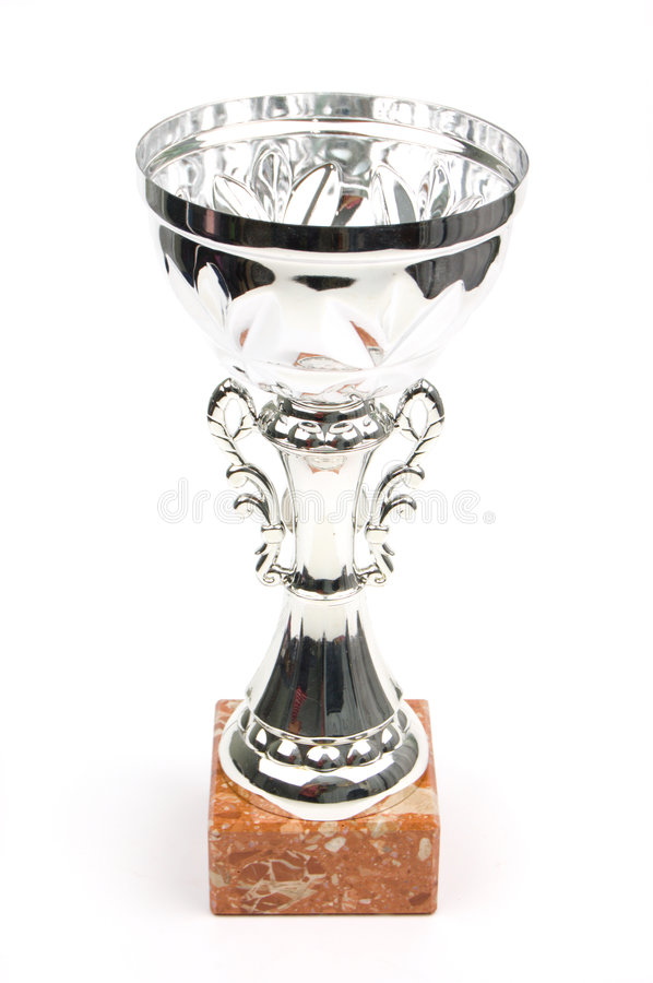 Download Prize cup stock photo. Image of silver, place, metal, award - 8043296
