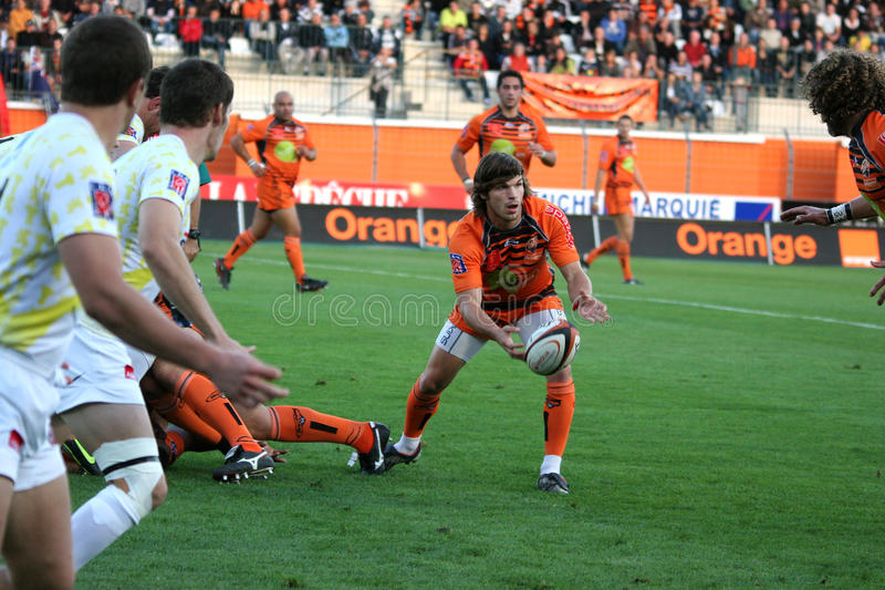 Download Pro D2 Rugby Match RCNM Vs Stade Montois Editorial Photography - Image: 11329922