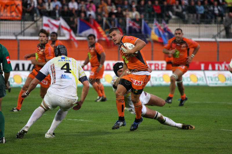Download Pro D2 Rugby Match RCNM Vs Stade Montois Editorial Image - Image: 11331010