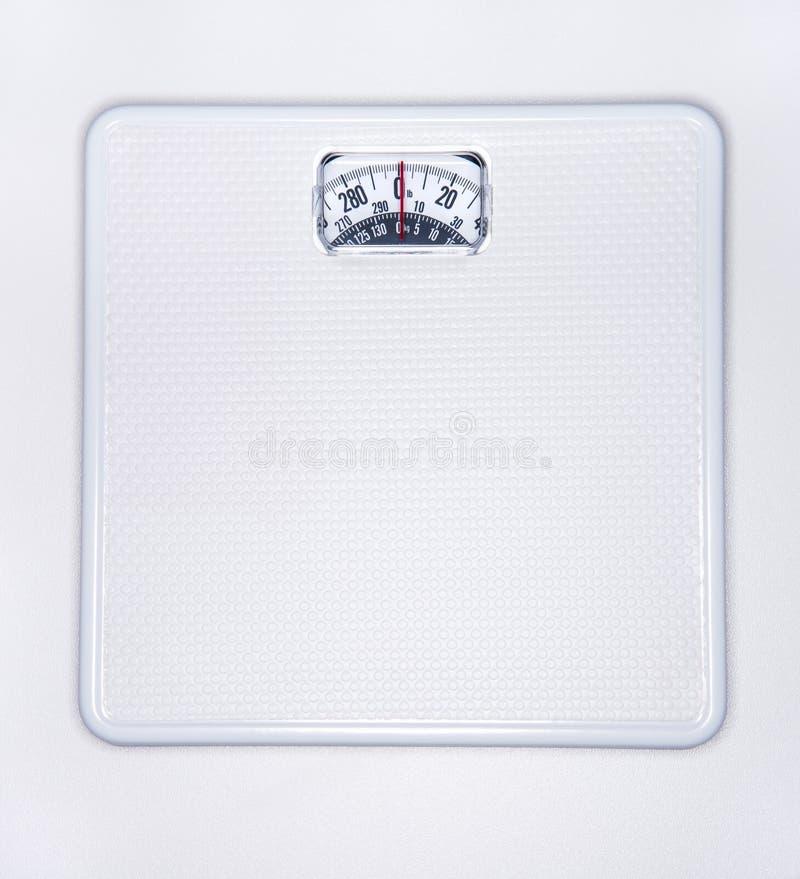 Pro escala do peso foto de stock