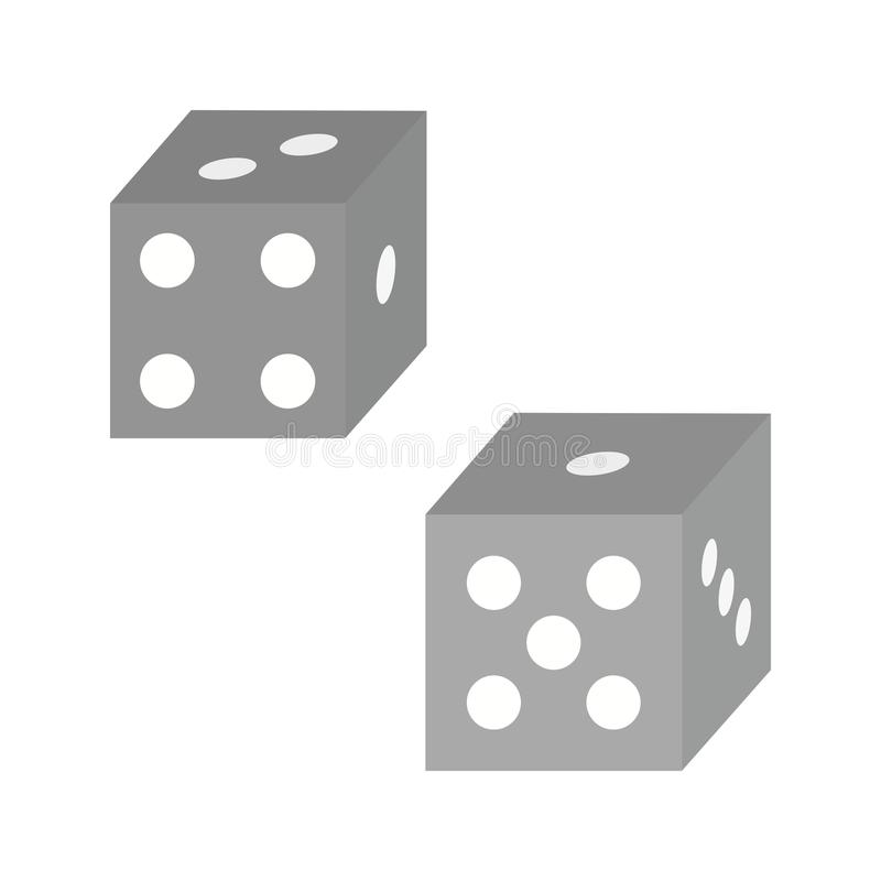 Probability. Statistics, probability, analysis icon vector image. Can also be used for Math Symbols. Suitable for use on web apps, mobile apps and print media royalty free illustration