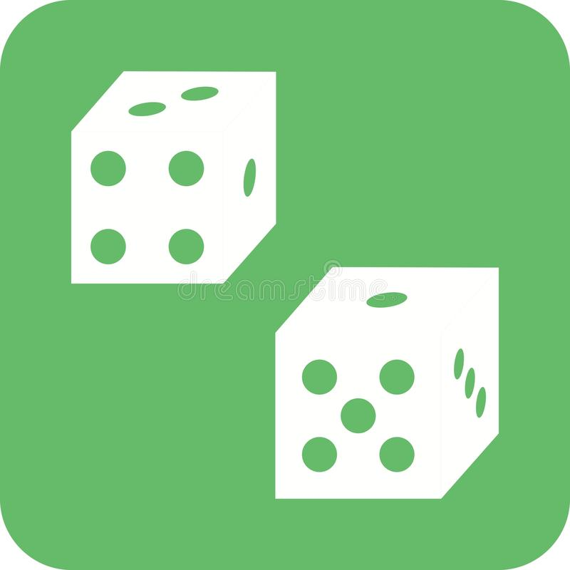 Probability. Statistics, probability, analysis icon vector image. Can also be used for Math Symbols. Suitable for use on web apps, mobile apps and print media vector illustration