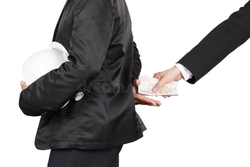 problèmes de politique d'Anti-corruption à l'économie et à la société photo libre de droits