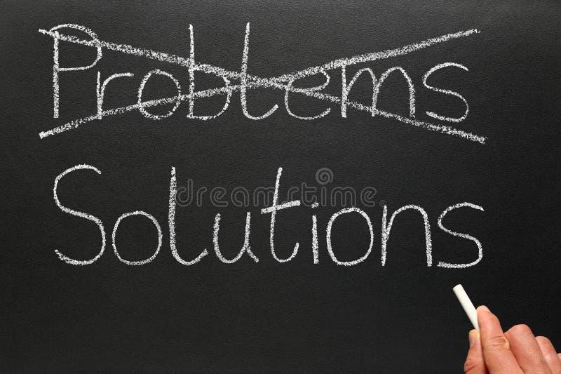 Problèmes et solutions.