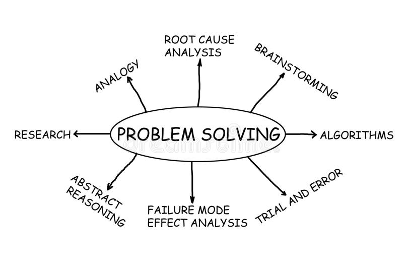 Download Problem Solving stock image. Image of isolated, engineering - 26627071