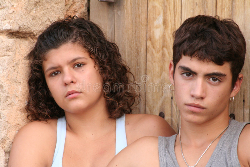 problemas de juventude fotos de stock royalty free