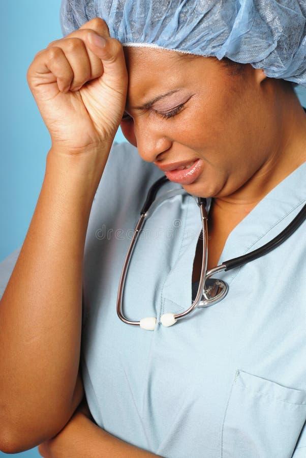 Problemas do hospital imagem de stock royalty free