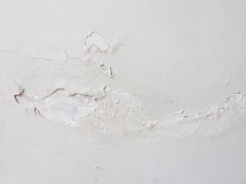 abstract background with damaged house wall royalty free stock photography
