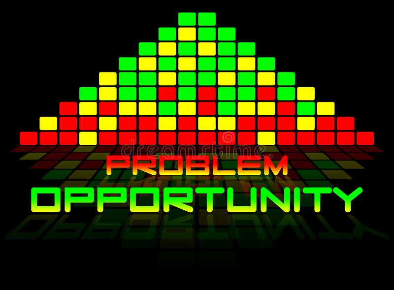 Problems And Opportunities Stock Photos