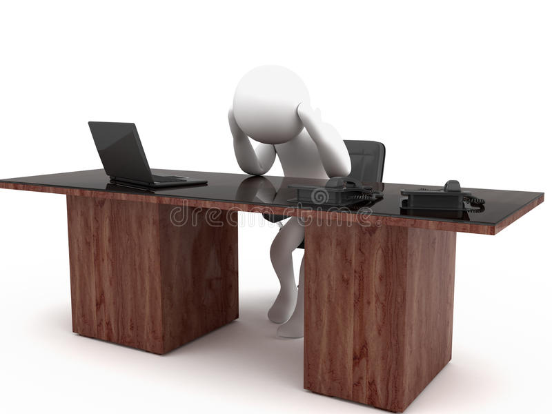 Download Problems At Work Stock Images - Image: 19226154