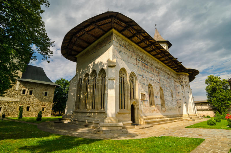 Probotaklooster, Roemenië royalty-vrije stock foto's