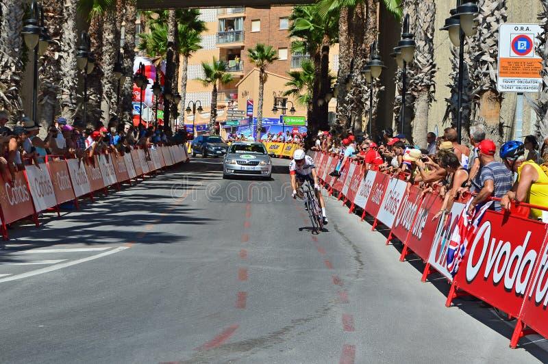 Download Procès De Temps Du Coureur De Cycle TTT Que J'emballe Photographie éditorial - Image du espagne, équipe: 77159482