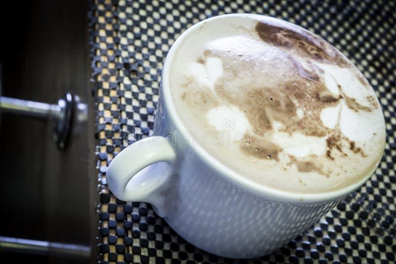 Procédé de préparation de café image libre de droits