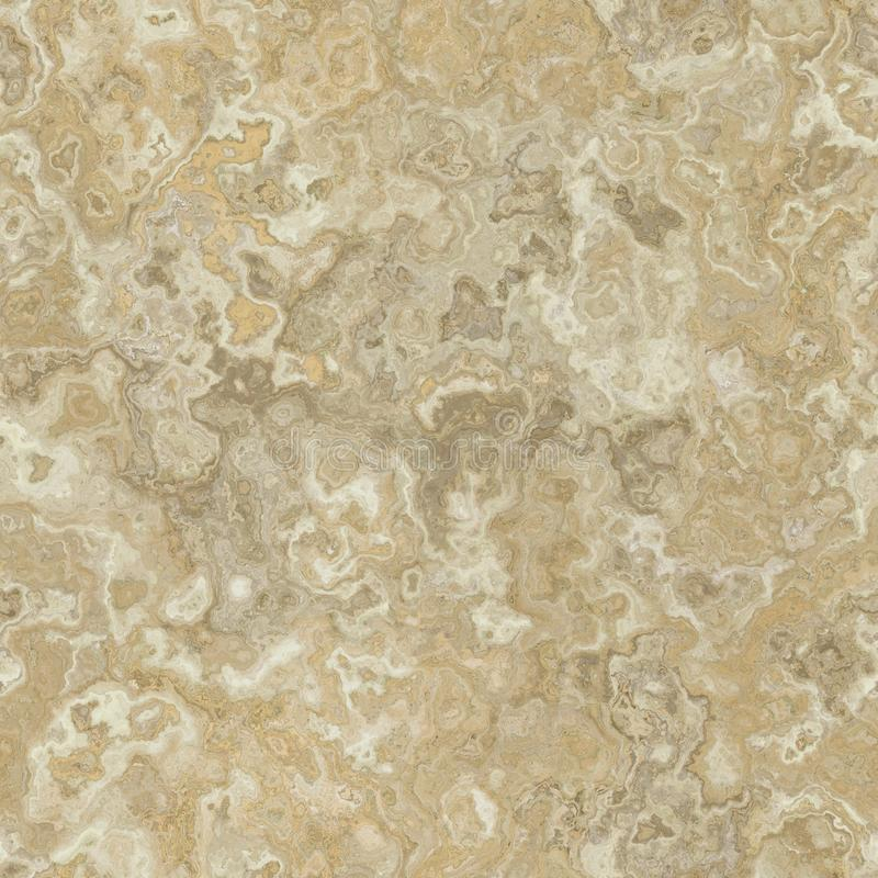 Procedural Textures Light Brown And White Marble Royalty
