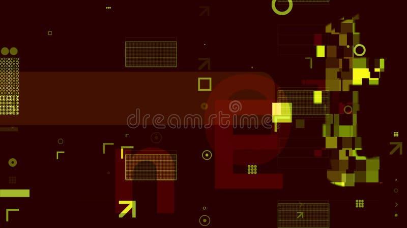 Procesador con Chip Plates en el contexto de Brown libre illustration